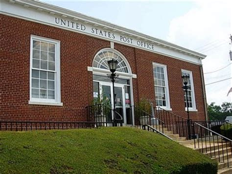 Monticello Post Office by Monticello 31064 U S Post Offices On