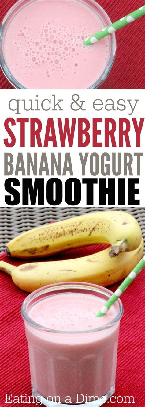 Detox Recipe With Yogurt Banana And by Best 25 Smoothies For Diabetics Ideas On