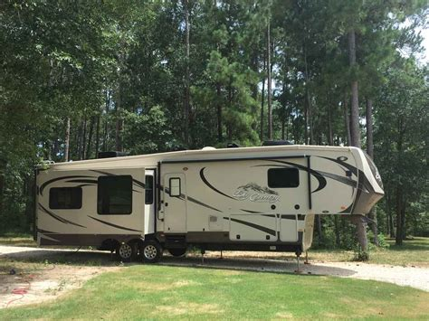 Fifth Wheel Cers With Bunk Beds 2013 Used Heartland Big Country 3450ts King Bed W D Prep Fifth Wheel In Tx