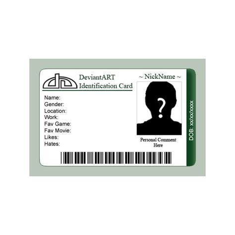 make your own id cards everything you need
