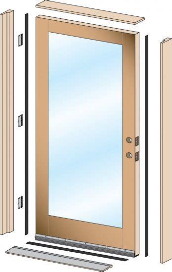 Exterior Prehung Door Definitions Terms Sans Soucie Glass