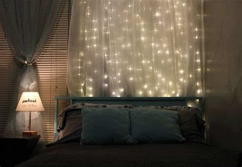 bedroom twinkle lights that s crafty