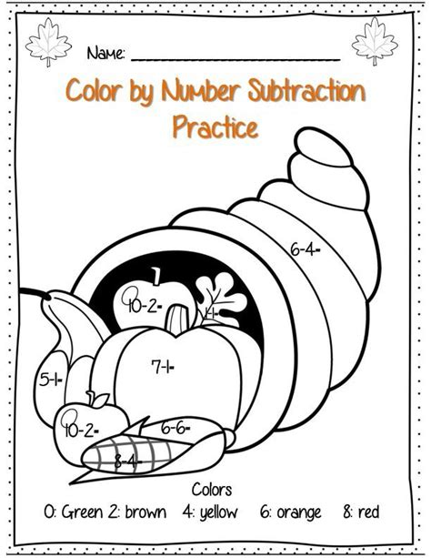 first grade thanksgiving math packet common core aligned