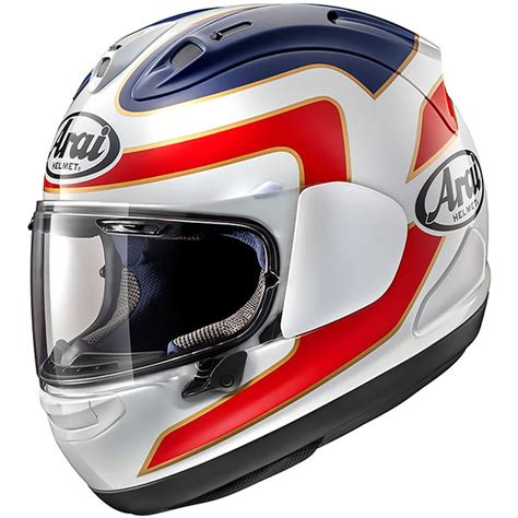Helm Arai Rx7x Spencher 30th White freddie spencer arai rx 7v helmet 30th anniversary