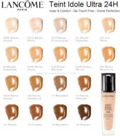 lancome foundation color chart lanc 244 me teint idole ultra 24h foundation free sle us