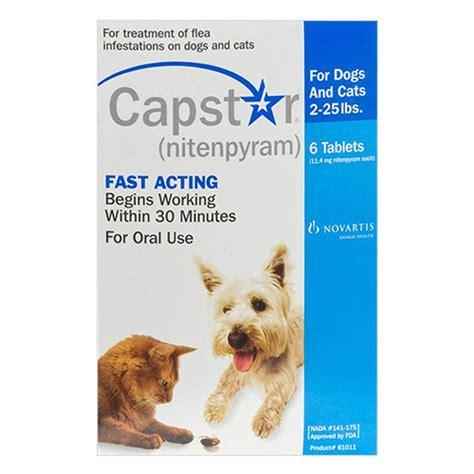 capstar for puppies buy capstar flea tick treatment for supplies petcareclub