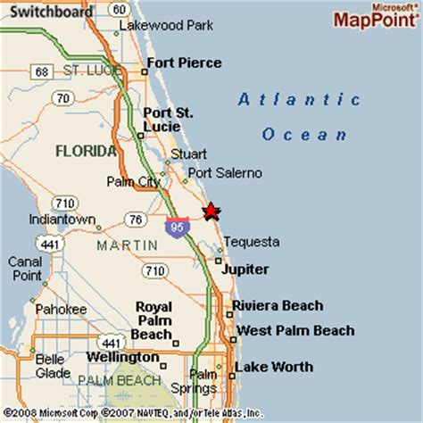 jupiter florida map jupiter island florida