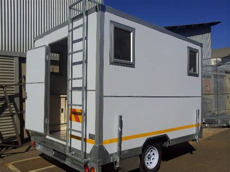 offi mobili siyazenzela trailers innovation in custom built mobile units