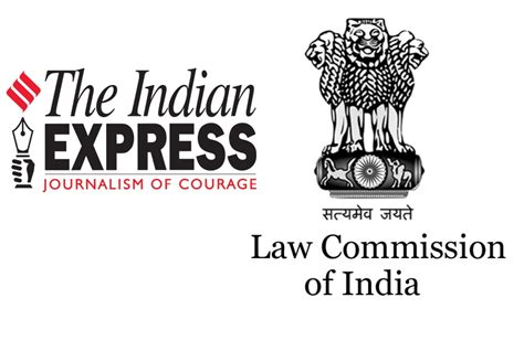 law commission law commission rebukes indian express says report on