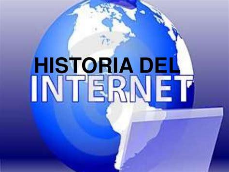imagenes guardadas de internet presentacion historia del internet