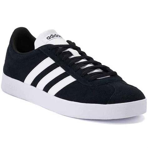 adidas vl court adidas vl court 2 0 black white da9853 men s