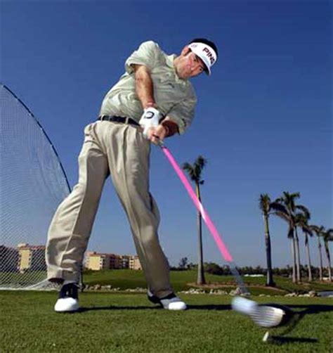 left handed golf swing rumor golfers bubba watsonbusiness insider simple trend