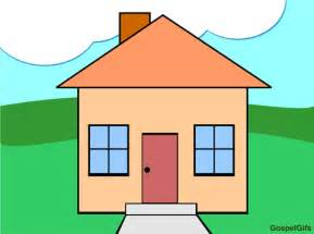 home clip christian clip image house home preschool h p
