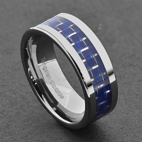 tungsten comfort fit tungsten carbide ring comfort fit wedding band men silver