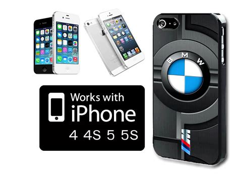 Iphone Iphone 5s Bmw Logo Cover bmw iphone 4 4s 5 5s cover phone auto sport logo