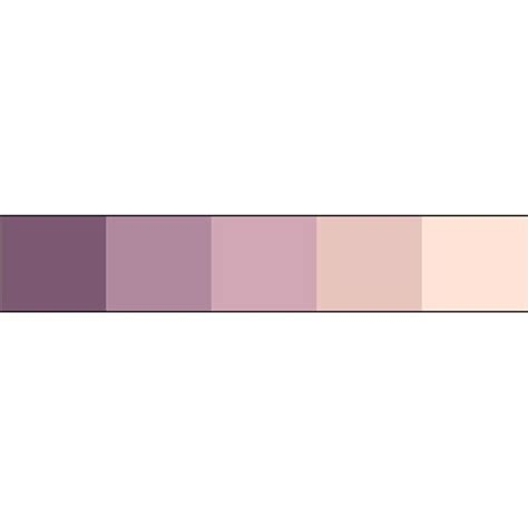 february colors birth months and color palettes based on birthstones