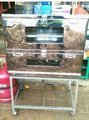 Oven Gas 1 Pintu harga oven galvalum gas 2 pintu berbagai macam ukuran