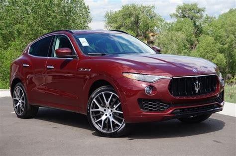 Maserati Of Denver 2017 Maserati Levante Suv Lease Special Near Denver Colorado