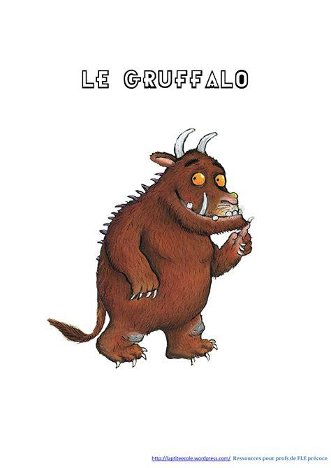Le Petit Gruffalo La P Tite Ecole Du Fle