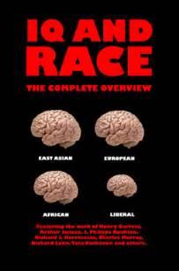 Average iq by race chart