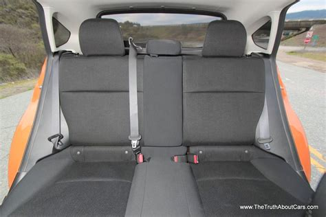 subaru crosstrek interior back 2013 subaru crosstrek interior rear seats picture