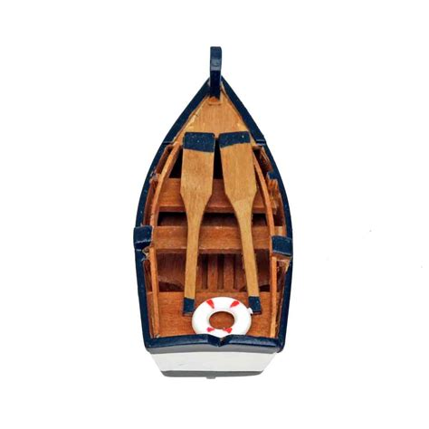 wooden boat supplies mini wooden rowboat accent fishing nautical