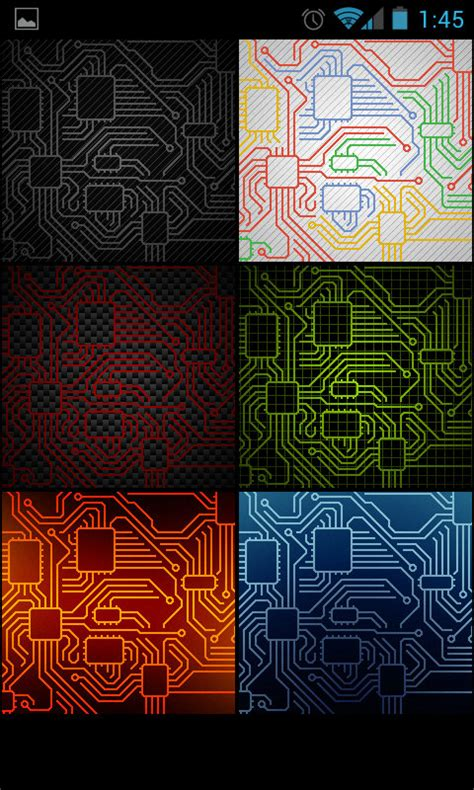 wallpapers for mobile phones apps android market android app review circuitry live wallpaper android central