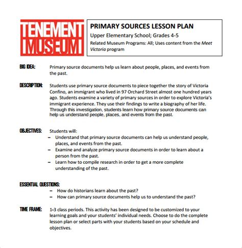 sle elementary lesson plan 8 documents in pdf