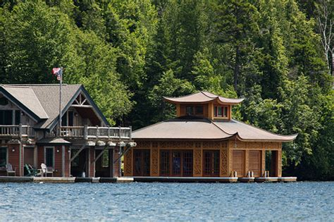 lake placid boat house flickr photo sharing