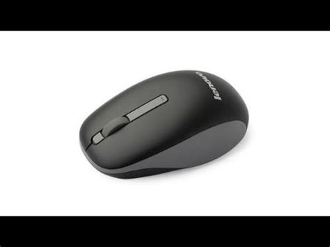 Lenovo Wireless Mouse N100 lenovo wireless mouse n100 unboxing