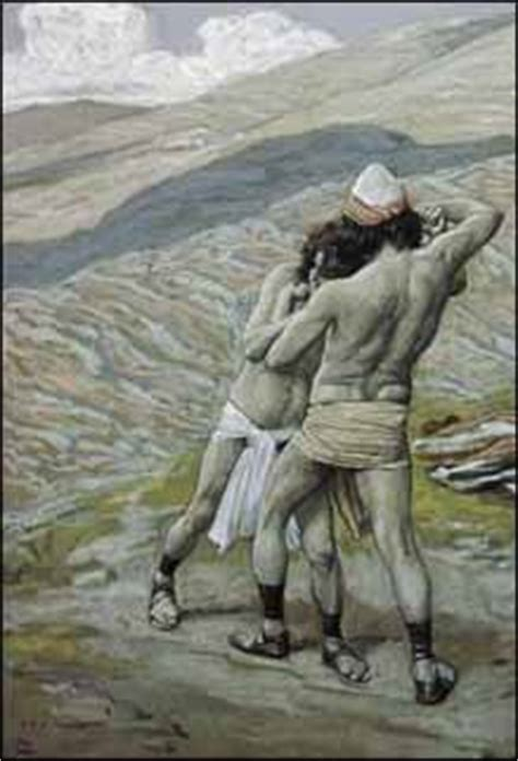 4. jacob wrestles with god and man (genesis 32 33