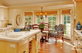 debra campbell design traditional kitchen seattle