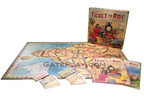 Ticket To Ride Map Collection Volume 2 India Switzerland gateplay ticket to ride map collection volume 2 india switzerland gateway