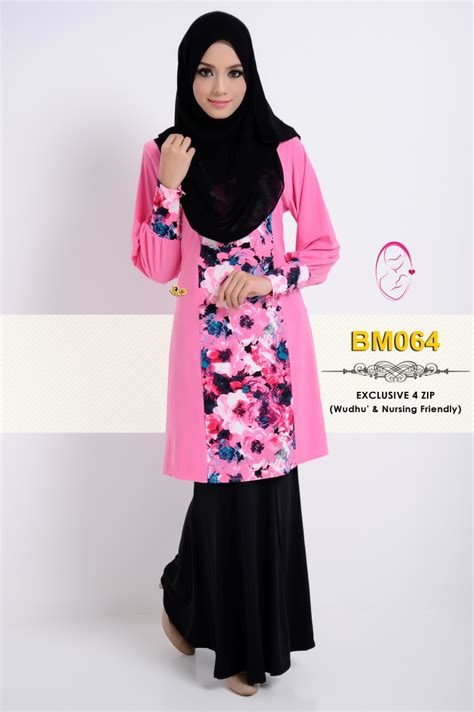 Baju Fashion Muslimah blouse muslimah model blouse batik
