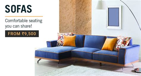 sofa furniture flipkart blitz
