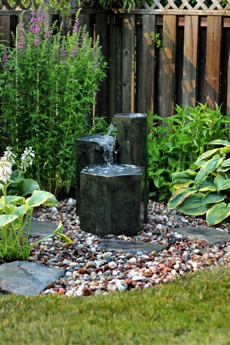 small backyard fountain ideas best 25 backyard water fountains ideas on pinterest diy regarding gogo papa
