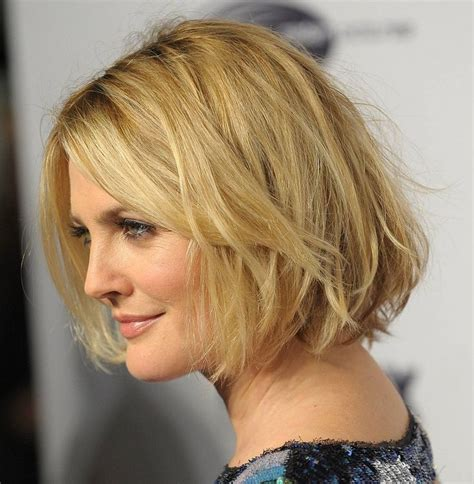 layered bob no bangs chin length bob no layers with bangs good ideas