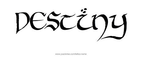 destiny tattoo designs destiny name tattoos www pixshark images galleries