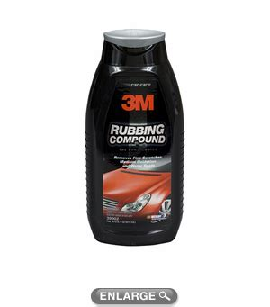 3m perfect it ii rubbing compound mmm39002