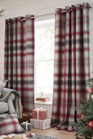 Best 10  Plaid curtains ideas on Pinterest   Gingham