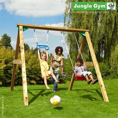 Win A Jungle Gym Swing Worth 163 210 Jungle Gym Climbing Frames