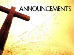 Templates For Announcements by Church Announcements Announcement Backgrounds