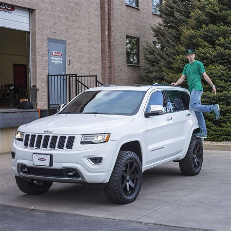 Jeep Garage Wk2 Built Jeep Grand Wk2 2014 Jeep Grand