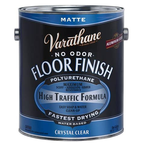 Clear Paint Pu X2 Clear varathane 1 gal clear matte water based interior polyurethane of 2 286820 the home depot