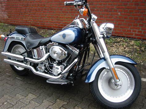 Motorrad Gebraucht M Nchengladbach by Harley Davidson Fat Boy Flstf Twin Cam Mit Vergaser In