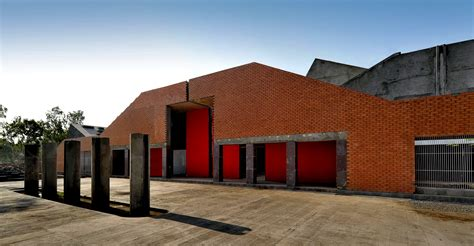 Brick House by Brick Of Architecture An Institution Without