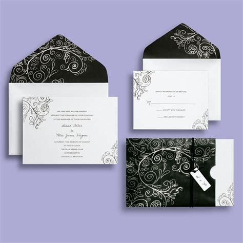 michael s wedding invitations wedding invitation kits yaseen for