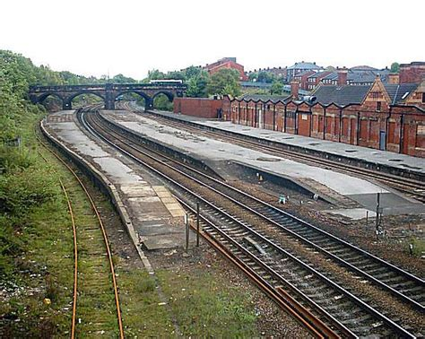 Olympic Auto Heide by Disused Stations Rotherham Masborough Station