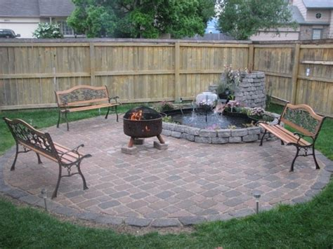 fire pit ideas for small backyard fire pit ideas