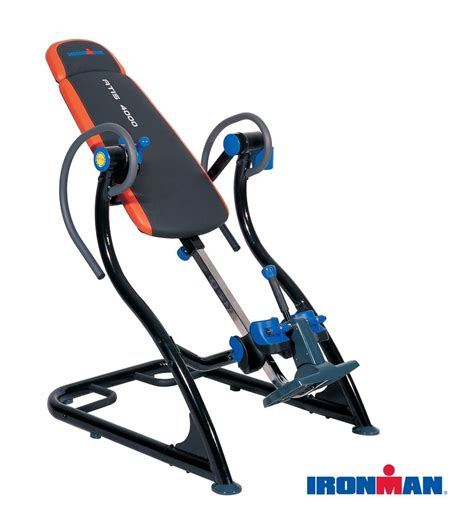 amazon com ironman atis 4000 inversion table inversion